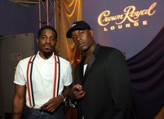 André Benjamin and Tyrese Gibson at event of ESPY Awards