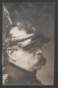 Digitale Sammlungen der Staatsbibliothek zu Berlin: Werkansicht,  Bismarck, Otto von: [Bildnis Otto von Bismarck], 1900