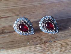 Grand Bazaar Turkish Ruby Earrings    eBay