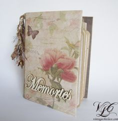 Few months ago I saw a tutorial how to create an envelope mini album from Kathy Orta King. But when I decided to make one I realized that all my envelopes are smaller size. I found another tutorial Kathy Orta …
