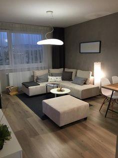 Flat livingroom idea