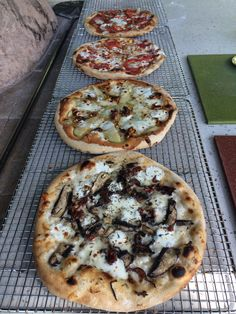 Humble Wood Fire – Mobile Wood Fired Pizza and Bagels Based in Gainesville, Florida