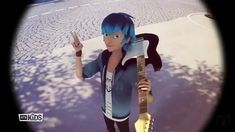 Look at my sweet baby Luka Los Miraculous, Miraculous Ladybug Movie, Miraculous Characters, Ladybug Y Cat Noir, Miraclous Ladybug, Marichat Comic, Little Kid Shows, Marinette And Adrien, Cute Poses