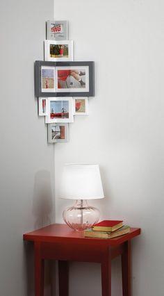 Inside Corner Wall Frame - iVIP BlackBox