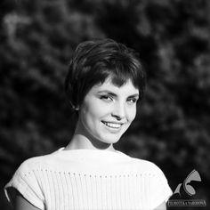 "Teresa Tuszyńska - ""Do widzenia, do jutra"", 1960.  #polish #beauty #actress"