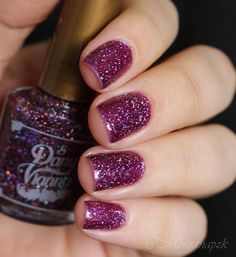 "Esmalte ""Purple Potion"" - Dany Vianna 