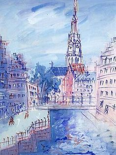 Jean Dufy | Art I Love | Pinterest