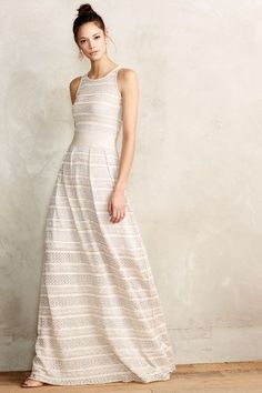 Isolde Sweaterknit Maxi Dress #anthroregistry