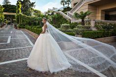 Сделано в Италии: платья Alessandra Rinaudo Bridal Couture 2017 в Свадебном блоге VEIL&TIE