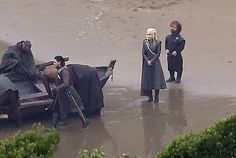 Warning: These Game of Thrones Set Pictures Show Some Huge Spoilers