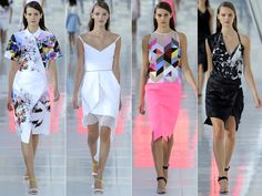 Preen spring 2014 collection from London Fashion Week