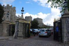 Windsor Castle - Visitor Entrance to St George's Gate