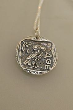 Athenas Owl sale priced by TeriLeeJewelry on Etsy, $34.00