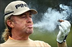Cigar-smoking golfer Miguel Angel Jimenez wants to represent Spain at the Olympics - Olive Press News Spain Miguel Angel Jimenez, Dynamic Stretching, Public Golf Courses, Golf Tour, New Golf, Rio Olympics 2016, Hole In One, Golf Lessons, Golf Fashion