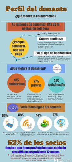 Perfil del donante 2013
