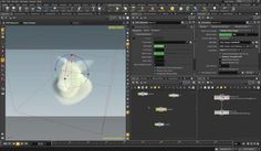 Introduction to Volume Simulation and Rendering in Houdini
