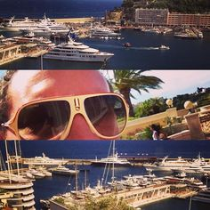 #PortHercule #COLOQUINTE in da #mood #montecarlo #summertime à son #zénith #blessed #06FastLife by aaronlandsbergcoloquinte from #Montecarlo #Monaco