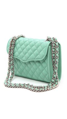 Rebecca Minkoff Mini Cross Body Bag. Love, love, love it.