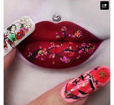 Make up by Miss. Jazmina
