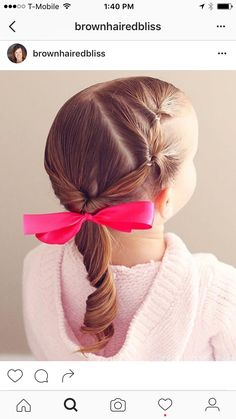 Easy Braided Hair What are the different braid styles? Little Girl Hairdos, Girls Hairdos, Lil Girl Hairstyles, Princess Hairstyles, Girls Braids, Pretty Hairstyles, Braided Hairstyles, Different Braid Styles, Hair Beauty