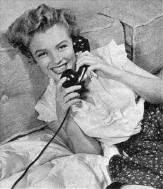 1952, Marilyn Monroe