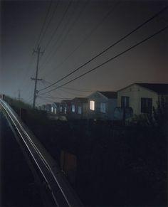 Todd Hido - Homes @ night