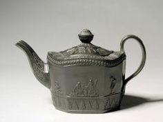 Teapot UNKNOWN ENGLISH (ENGLISH) C. 1850