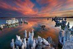 ***Sunrise over Mono Lake (California) by Christian Lim