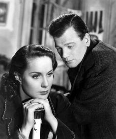 "Joseph Cotten, Alida Valli in ""The Third Man"" (1949). Director: Carol Reed. Screenwriter: Graham Greene (Novel: Graham Greene)."