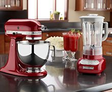 Looking For A Smaller Kitchen Aide Mixer