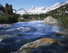 Established in 1893, Sierra National Forest spans over 1.3 million acres. As one of the most popular national forests in the country, there are over 50 campgrounds and almost 400 lakes.  For more information, visit usda.gov.