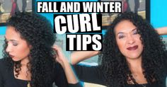 When the temperature drops, it's time to refresh your curly hair regimen for more protection.