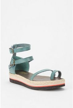 We Who See Cali Flatform Sandal $69.00