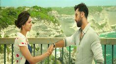 Ranbir Kapoor and Deepika Padukone Shake Hands in Tamasha Movie HD Photos