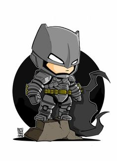 DC Chibi Batman. For similar content follow me @jpsunshine10041