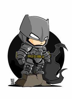 Chibi Batman Follow me @ jpsunshine10041