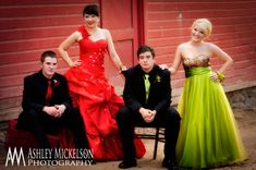 RHS Prom Portraits { Rifle, CO Portrait Photographer } | Rifle, CO Photographer: Ashley Mickelson Photography