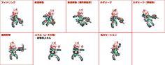 ソラの戦団・キャラクターグラフィック [5]