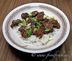 Koreanisches Rindfleisch-Stew aus dem Slow Cooker