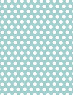 """Paper Source - Pool Dots Wrapping Paper 30""""x10' @ $7.95 - 100 paper cranes that are 6""""x6"""""""