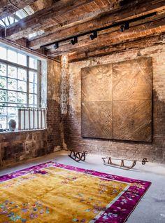 Gisbert Pöppler Architektur . Interieur Falckensteinstraße 48 D - 10997 Berlin