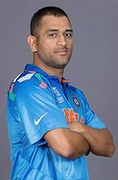 Mahendra Singh Dhoni recommended for Padma Bhushan