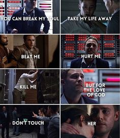 Fitzsimmons.  Agents of Shield.