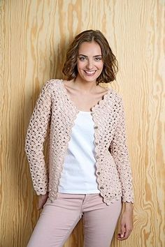 E-mail - Jeanne Schrauwen - Outlook Crochet Diy, Pull Crochet, Mode Crochet, Crochet Woman, Crochet Motif, Crochet Patterns, Gilet Crochet, Crochet Cardigan Pattern, Crochet Jacket