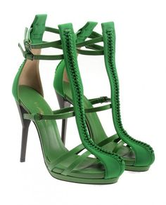 Stunning Women Shoes, Shoes Addict, Beautiful High Heels    Phillip Lim - My Color Fashion