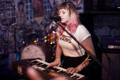 quality-band-photography: Tigers Jaw by CameronNunez on Flickr.