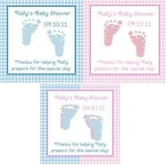 about baby shower templates on pinterest favor tags baby showers