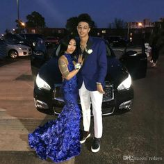 Blue Suits for Evening Prom Party Black Pants Groom Tuxedo Men Blazer Groomsmen Costume Homme Man Outfit Classic Terno Masculino Diamond Prom Dresses, Prom Girl Dresses, Prom Outfits, Formal Outfits, Homecoming Dresses, Formal Dresses, Prom Pictures Couples, Prom Couples, Prom Photos