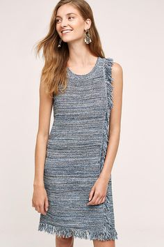 Item specifics   Condition: Pre-owned      :                An item that has been used or worn previously. See the seller's listing for full details and description of any imperfections. See all condition definitions– opens ... - #Women'sDresses https://lastreviews.net/fashion/womens/womens-dresses/holding-horses-anthropologie-blue-textured-knit-fringed-sweater-dress-m/