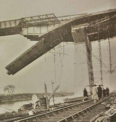 Barton flyover collapse 1959